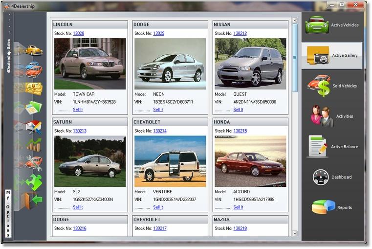 Dealer Program Car